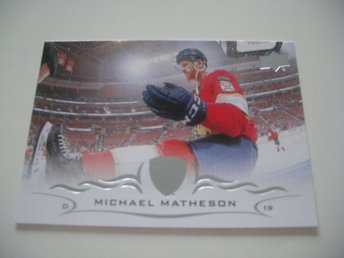 UD Series One 18/19 #82 Michael Matheson - Florida Panthers