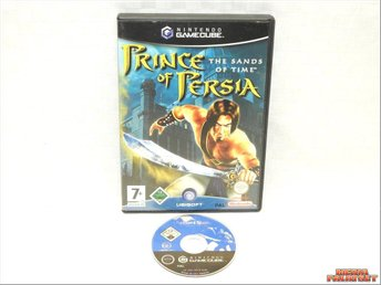 Prince Of Persia: The Sands Of Time (GC/EUR)