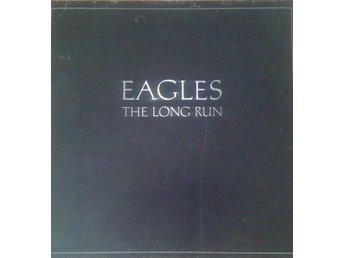 Eagles titel* The Long Run* Rock LP, Gatefold - Hägersten - Eagles titel* The Long Run* Rock LP, Gatefold - Hägersten