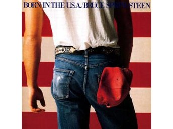 Springsteen Bruce: Born in the USA (Rem) (Vinyl LP)