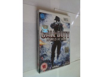 Wii: Call of Duty - World at War