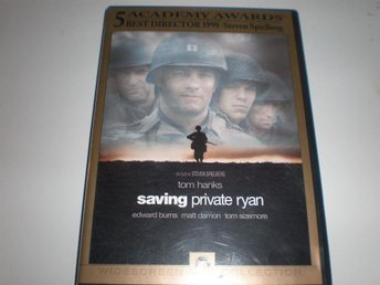 DVD - SAVING PRIVATE RYAN ( TOM HANKS )