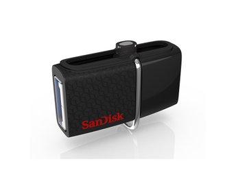 SANDISK USB-minne 3.0 Ultra Dual 128GB - Höganäs - SANDISK USB-minne 3.0 Ultra Dual 128GB - Höganäs