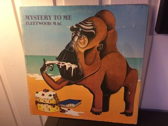 Fleetwood Mac – Mystery To Me   MS 2158 US