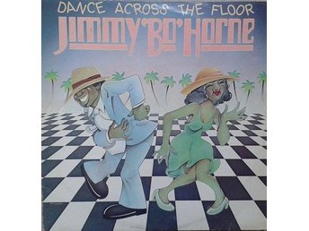 "Jimmy ""Bo"" Horne title* Dance Across The Floor* Disco LP EU"