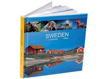 Sweden in pictures = Sverige i bilder 9789197611619