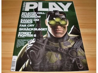 Spelmagasin: Super Play nr 98