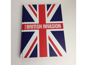 Bok, The British Invasion av Barry Miles