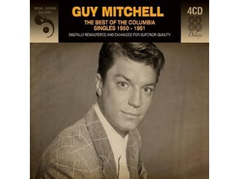 Mitchell Guy: 7 classic albums 1950-61 (Digi) (4 CD)
