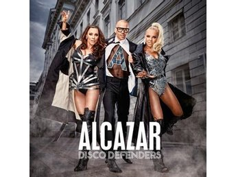 Alcazar: Disco defenders 2015 (CD)