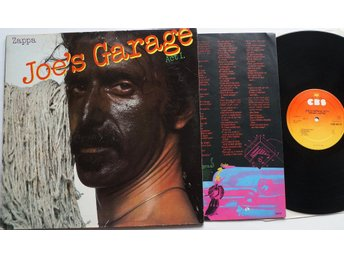 ** Frank Zappa - Joe's Garage act 1 **