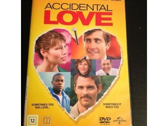Accidental Love , romantisk komedi, dvd med Jessica Biel