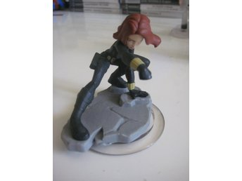 Disney Infinity Black widow Avenger