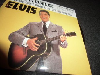 Elvis Presley - Devil in disguise - CDs - (1963) - Ny