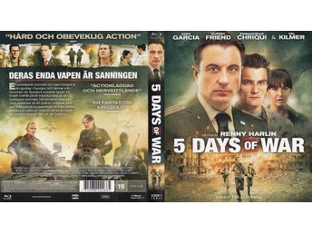 5 Days of War 2012 Blu-ray