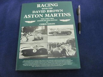 Racing With The David Brown ASTON MARTINS Vol.2 av C. Nixon