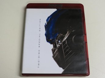 TRANSFORMERS: SPECIAL EDITION (HD DVD) 2-disc