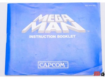 Mega Man Manual SCN