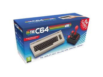The C64 Mini - inkl 64 spel