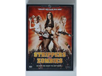 Strippers VS Zombies, DVD
