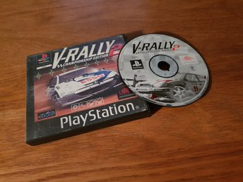 V-RALLY 2 CHAMPIONSHIP EDITION PS1 BEG
