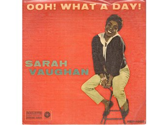 SARAH VAUGHAN   OOH! WHAT A DAY !     EP