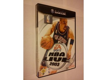 GC: EA Sports - NBA Live 2003
