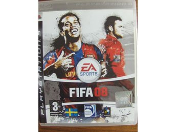 FIFA 08 Playstation 3 PS3
