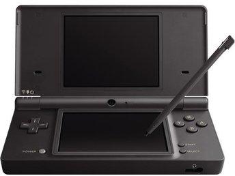 Nintendo DSi Basenhet - Black - Nintendo DS - Varberg - Nintendo DSi Basenhet - Black - Nintendo DS - Varberg