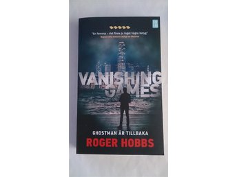 VANISHING GAMES - ROGER HOBBS - 2016 - NYSKICK - POCKET