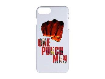 One Punch Man iPhone 7 Plus skal, One Punch Man iPhone 7 Plus mobilskal - Karlskrona - One Punch Man iPhone 7 Plus skal, One Punch Man iPhone 7 Plus mobilskal - Karlskrona