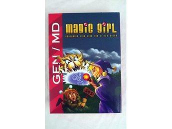Magic Girl - NY