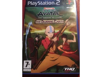 Avatar, The Legend Of Aang. The Burning Earth