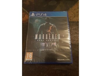 Murdered: Soul Suspect - Playstation 4 - Inplastat!