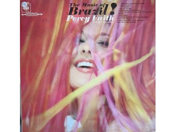 Percy Faith & His Orchestra - The Music Of Brazil! (LP, Album)