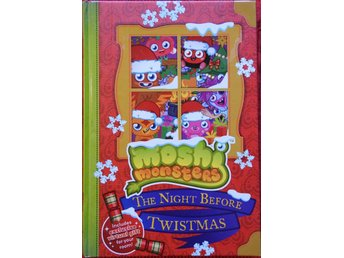 MOSHI MONSTERS - The Night Before Twistmas