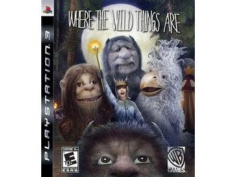Where The Wild Things Are - Playstation 3