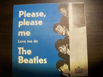"Beatles ""Please, please me"" 60's Orginal"