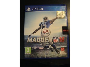 EA SPORTS - MADDEN NFL 16 / PLAYSTATION 4 PS4