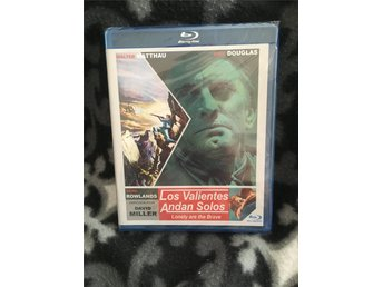Lonely Are the Brave - Blu-Ray - Import - Helt ny!