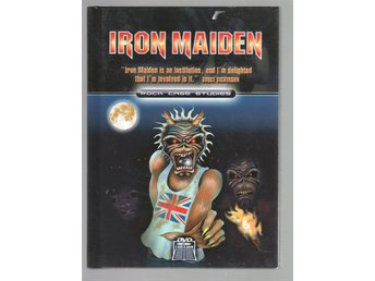 Iron Maiden - 2 DVD + Booklet