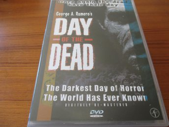 DAY OF THE DEAD-GEORGE A ROMERO-KLASSIKER-TOPPSKICK-OOP