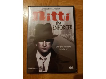 dvd NITTI - THE ENFORCER (1988)