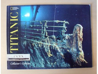 TITANIC Collector´s edition National Geographic Society