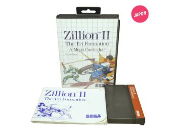Zillion II: The Tri-Formation Cycle (EUR / MS)
