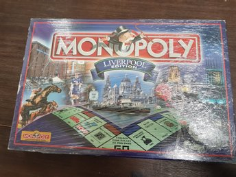 Monopoly Liverpol Edition