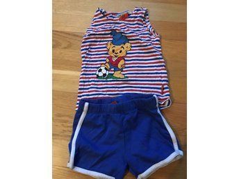 Shorts & linne set (bamse)