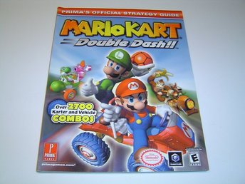 Mario Kart Double Dash Guide *NYTT*