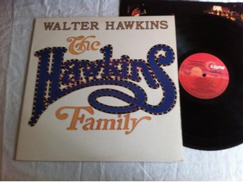 Walter Hawkins - The Hawkins Family