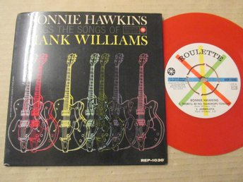 Ronnie Hawkins Sings Hank Williams